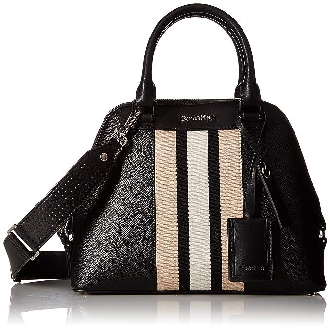 Amazon.com: Calvin Klein Clara Stucco - Llavero de piel ...