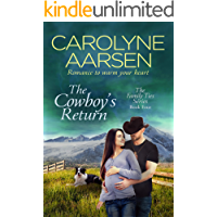 The Cowboy's Return (Family Ties Book 4)