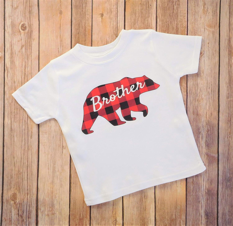 Toddler Short Sleeve Tee Brother Bear