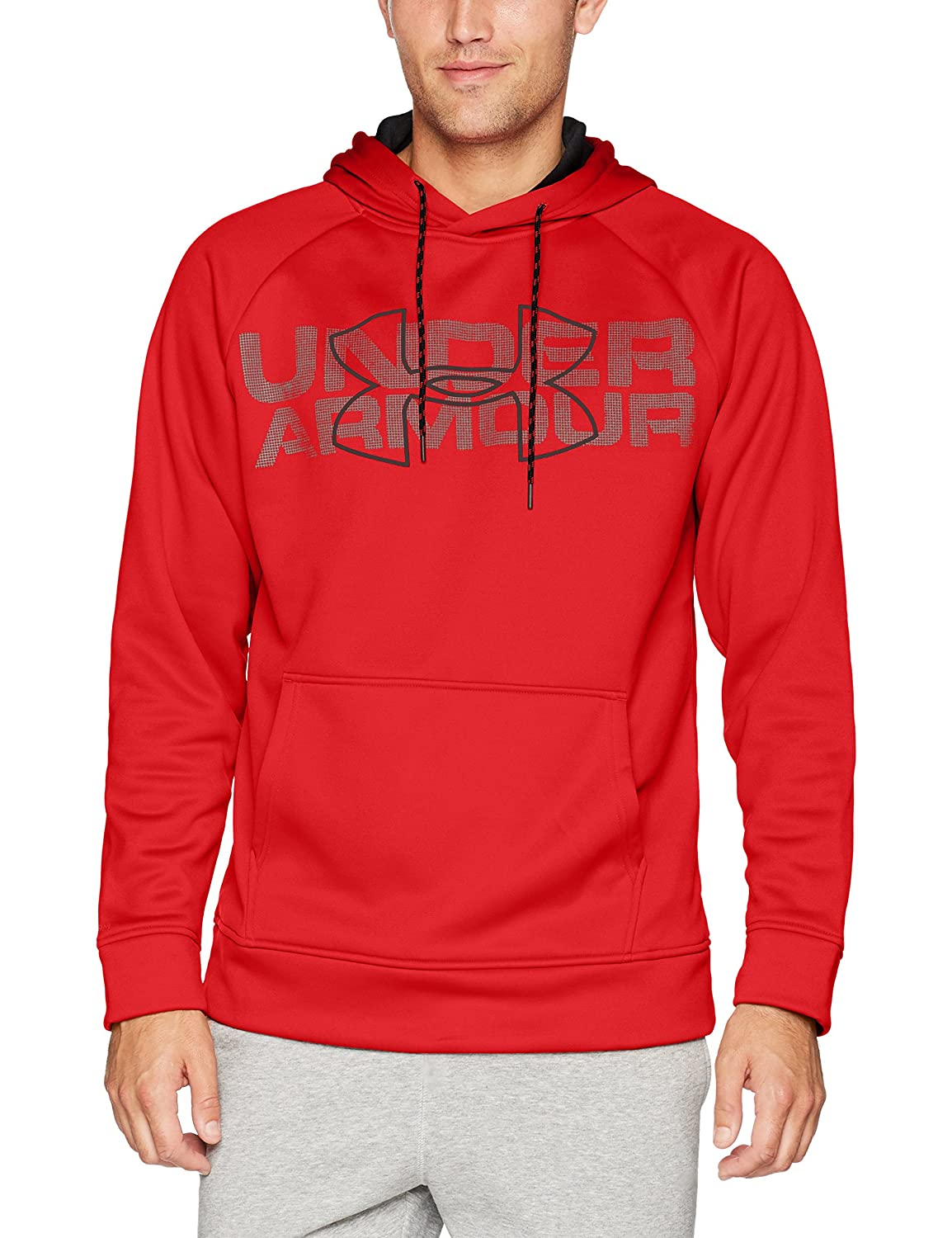 TALLA XL. Under Armour AF Graphic Po Sudadera, Hombre