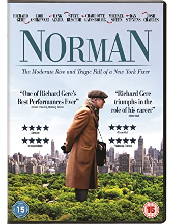 Wzloty i upadki Normana / Norman: The Moderate Rise and Tragic Fall of a New York Fixer (2016) [720p] [BluRay]  [Lektor PL] (ONLINE)
