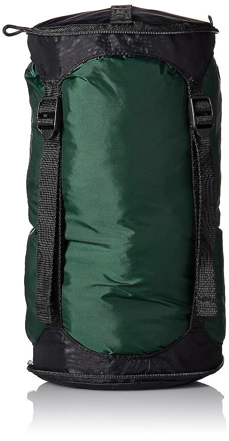 Coghlans 10L Compression Sack - Funda de compresión para saco de dormir, color verde,