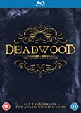Deadwood The Complete Collection (9 Blu-Ray) [Internacional] [Blu-ray]