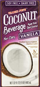 Trader Joe's Coconut Milk Beverage Vanilla