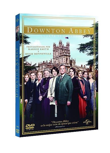 Downton Abbey - Temporada 4 Spanien Import mit deutschen Untertiteln ...