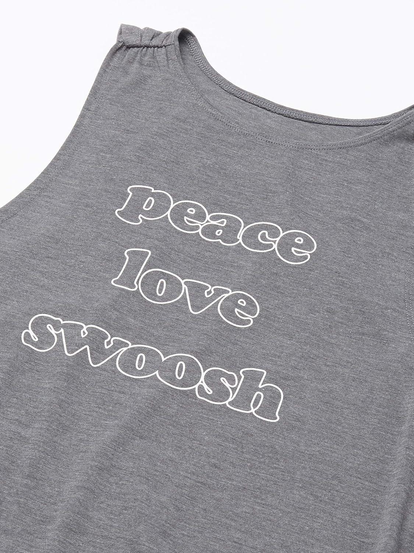 Gris Nike Bv4371-021 Small Camiseta de tirantes para mujer