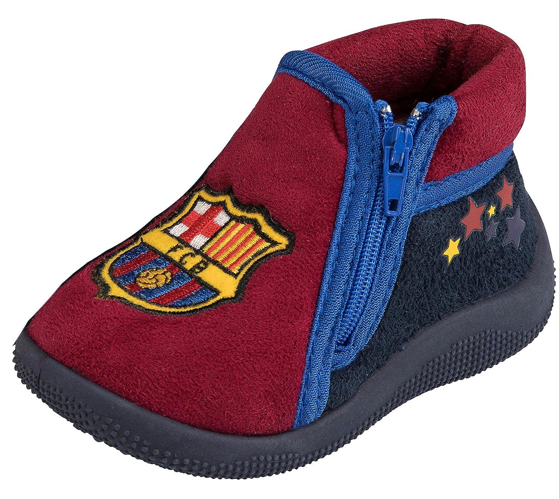 Hausschuhe Barca–offizielle Kollektion FC BARCELONA–Größe Baby Jungen Fc Barcelone