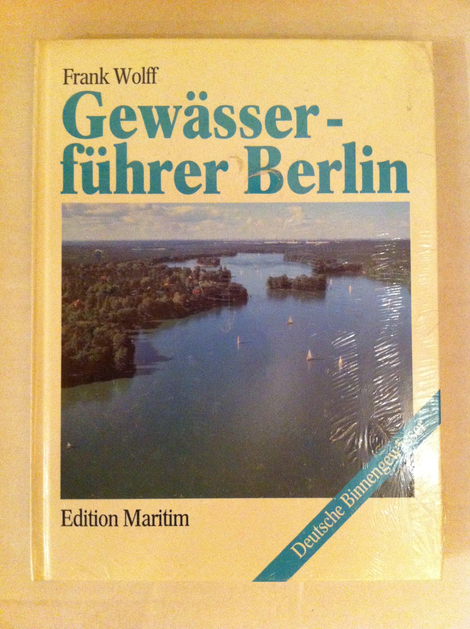 Gewässerführer Berlin