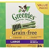 GREENIES Grain Free Dental Dog Treats