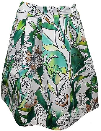 Y NOT? - Falda - globo - para mujer multicolor S: Amazon.es: Ropa ...