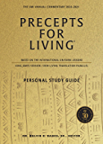 Precepts For Living: The UMI Annual Bible Commentary 2020-2021