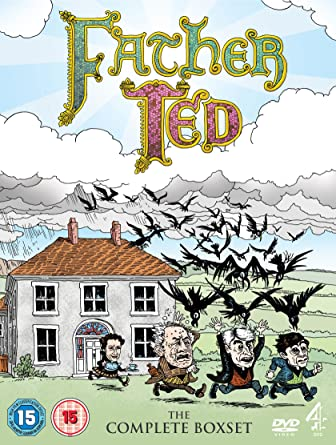 Father Ted - Complete Box Set [DVD]: Amazon co uk: Dermot