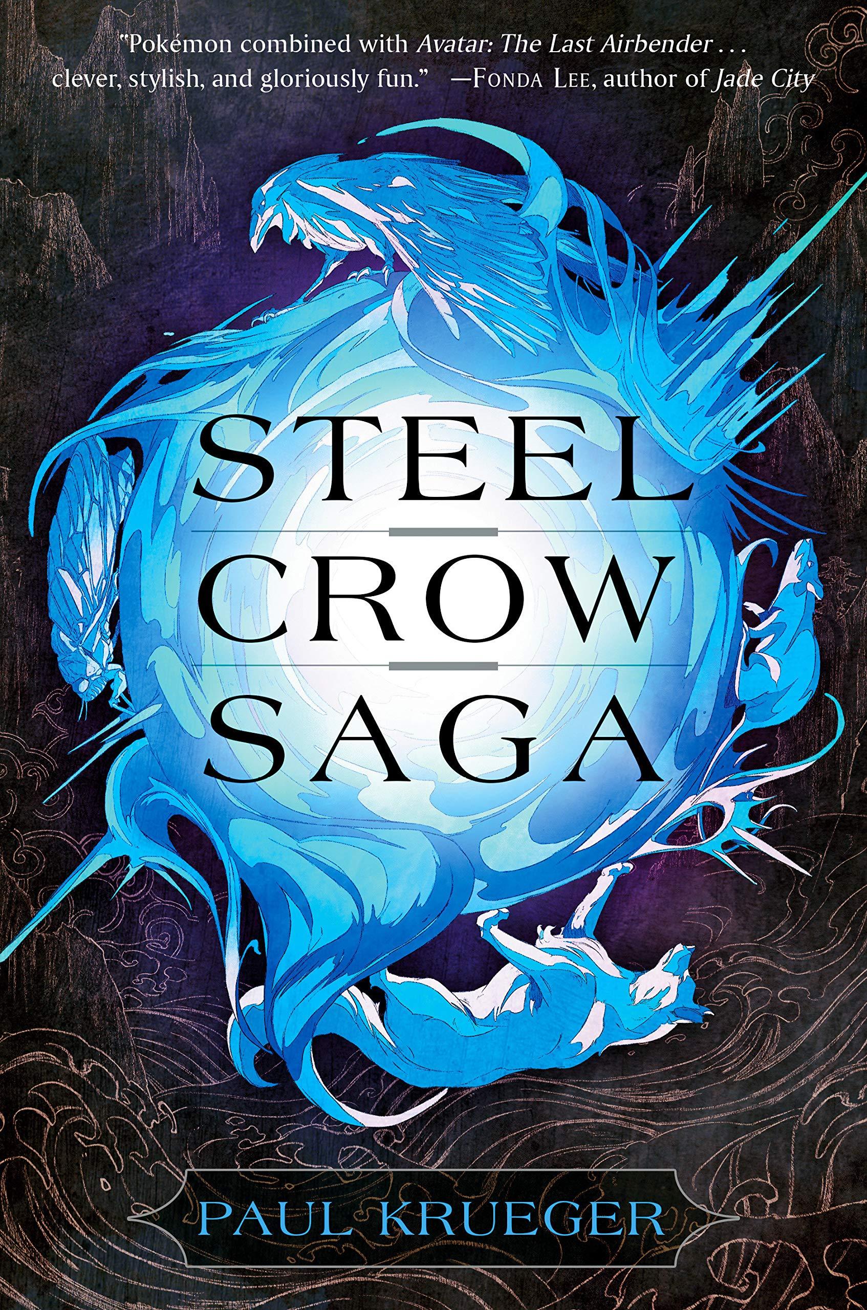 Amazon.com: Steel Crow Saga (9780593128220): Krueger, Paul: Books