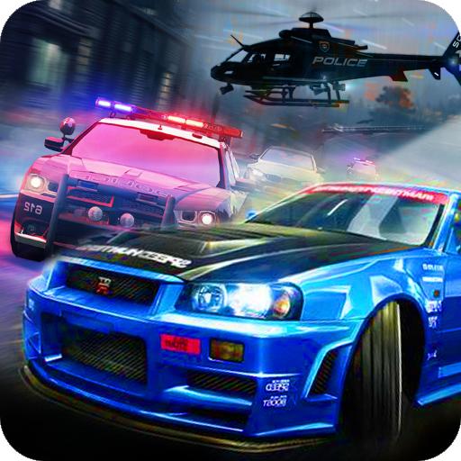 Police Chase - Police Car Games