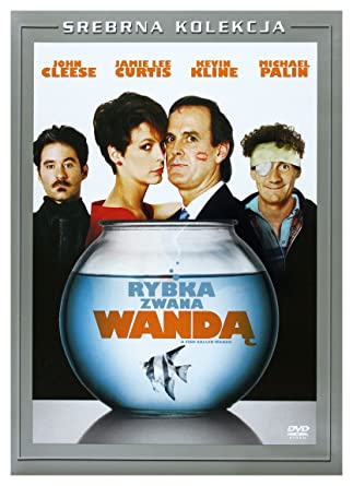 Un pesce di nome Wanda [DVD] (Audio italiano): Amazon.it: John ...