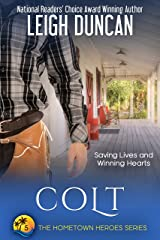 Colt: A Heartwarming Romance (The Hometown Heroes Series Book 5) Kindle Edition