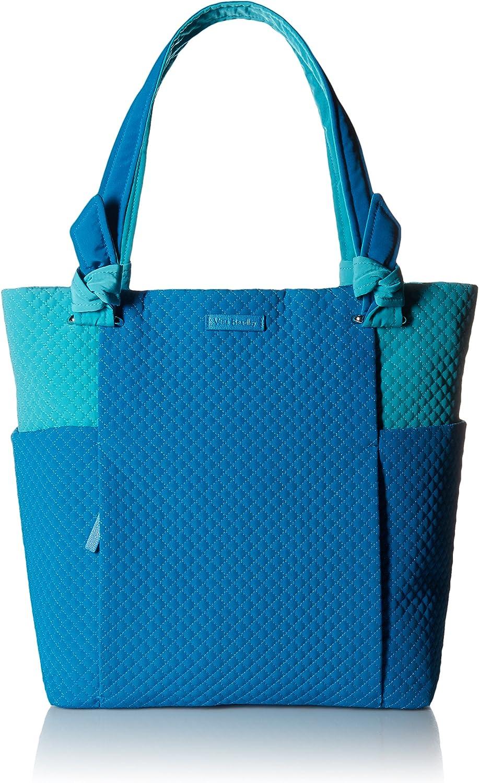 Vera Bradley Microfiber Hadley Tote Bag