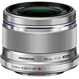 Olympus 25mm f1.8 Interchangeable Lens (Silver)