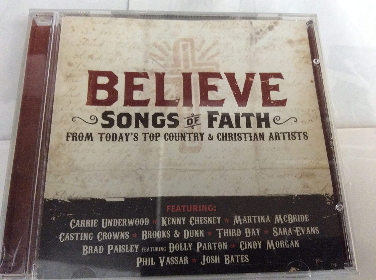 Believe Songs Of Faith From New popularity Max 46% OFF Top Country Arti Today's Christian