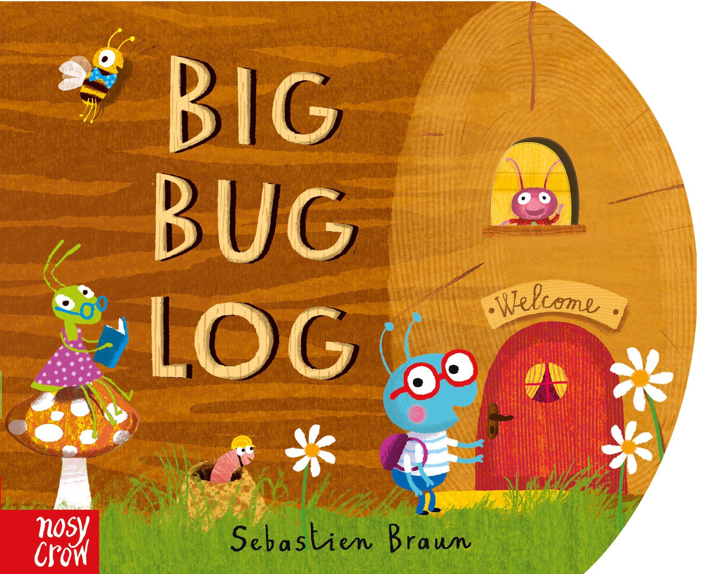 Download The Big Bug Log pdf