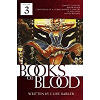 The Books of Blood - Volume 3 book cover
