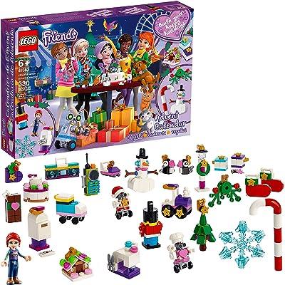 LEGO Friends Advent Calendar 41382 Building Kit (330 Pieces): Toys & Games