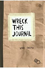 Wreck This Journal (Paper bag) Expanded Ed. Diary
