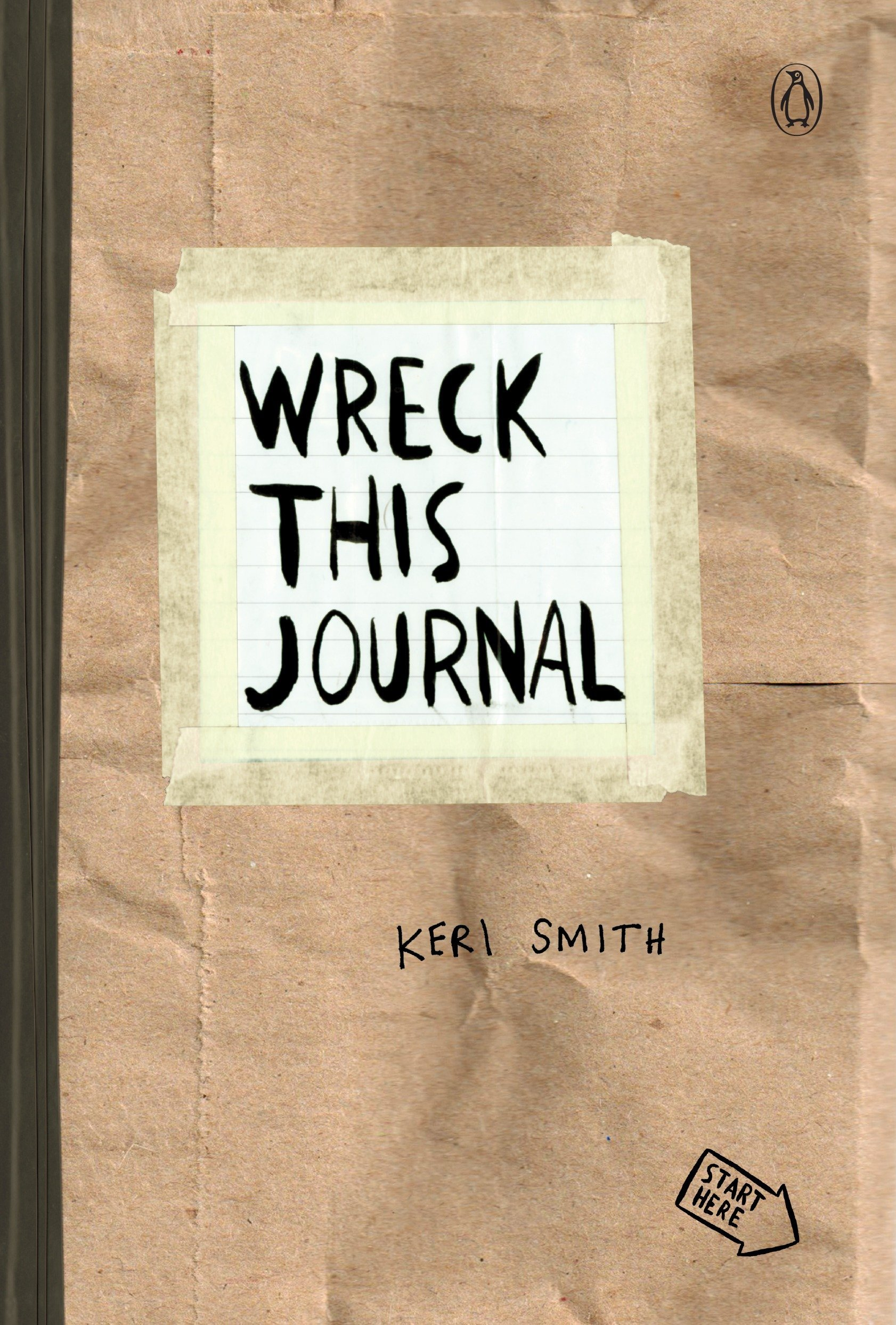 where can you get a wreck this journal book