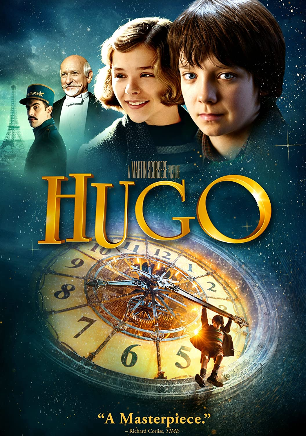 Amazon.com: Hugo: Asa Butterfield, Chloe Grace Moretz, Christopher ...