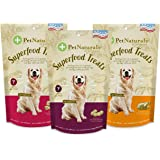 Pet Naturals Dog Treats - Natural and Non-GMO - No Corn, Wheat or Artificial Ingredients - Delicious Healthy Treats for Train