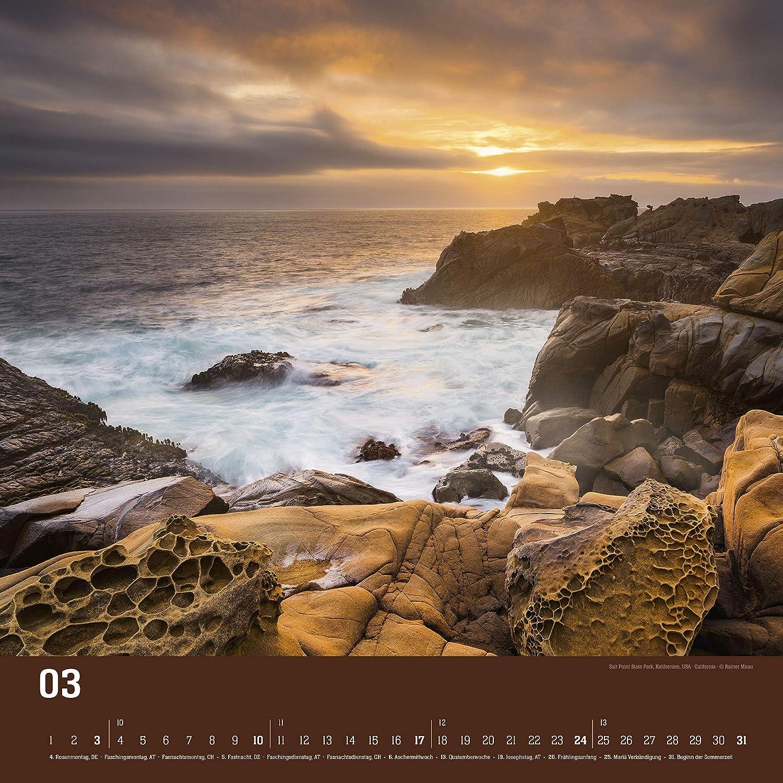 """Calendario da muro /""""Ritrova la forza/"""" 2019 33x33 cm"""