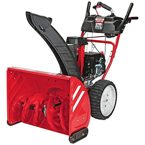 Troy-Bilt Storm 2625 243cc Electric Start Two-Stage Gas Snow Thrower