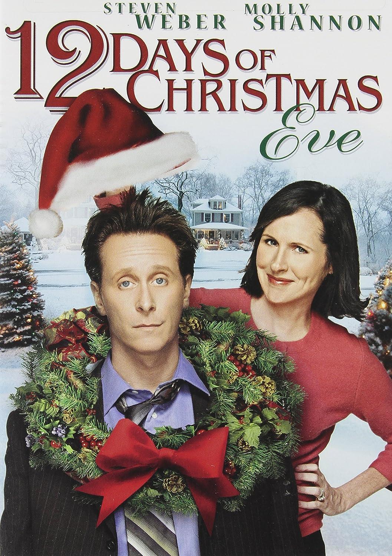 Amazon.com: 12 Days of Christmas Eve: Steven Weber, Molly Shannon ...