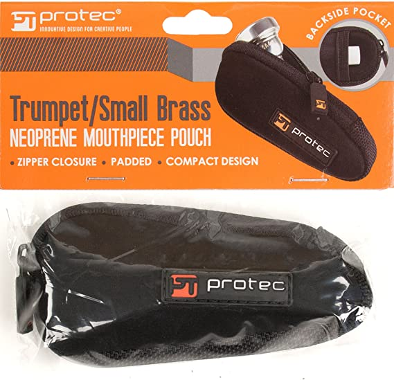 Pro Tec N275rx Neoprene Tuba//Tenor Saxophone Mouthpiece Pouch Musical Soft High