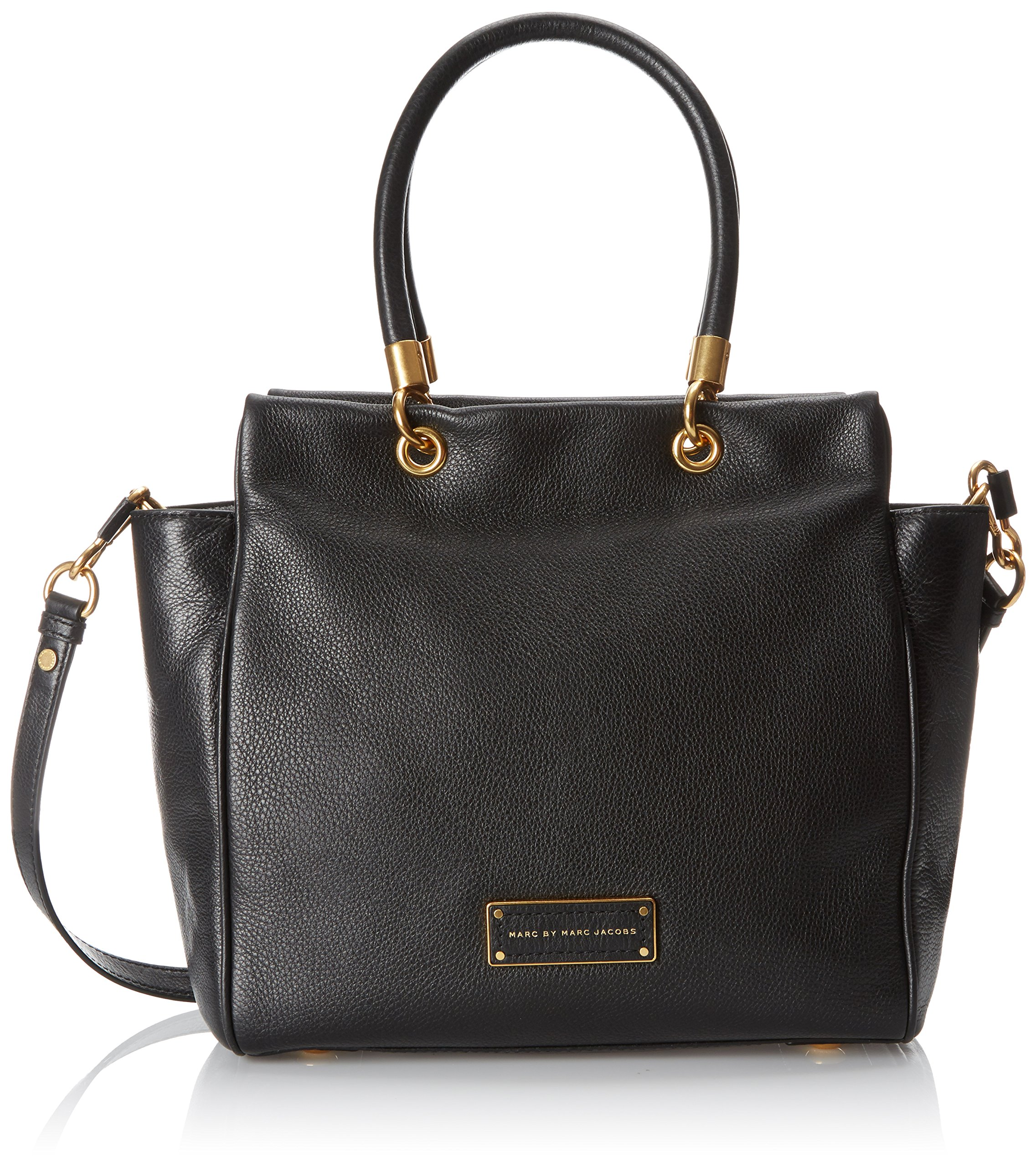 Marc by Marc Jacobs Women's Too Hot To Handle Bentley Tote, Black, One Size