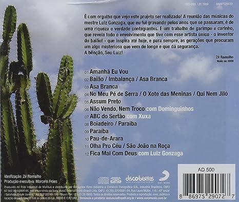 Zé Ramalho, Ze Ramalho - Canta Luiz Gonzaga - Amazon com Music
