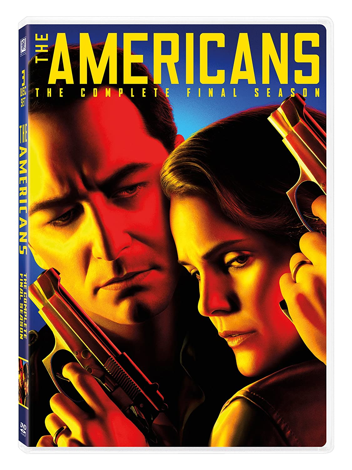 The Americans: The Complete Final Season Keri Russell Matthew Rhys Noah Emmerich Holly Taylor