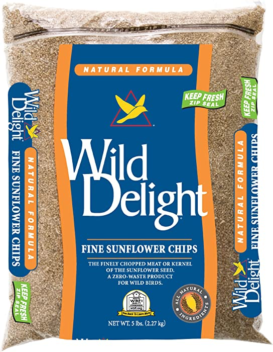 Top 10 Sunflower Chips Bird Food