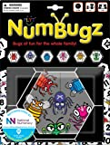 NumBugz - 7 competitive stimulating family games in one travel bag - including numbers, strategy, memory, maths, educational and quick fun games