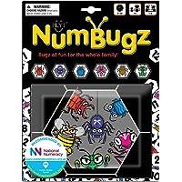 NumBugz – 150 tuiles hexagonales qui proposent une gamme de jeux uniques en famille et d'autres vont suivre – Amusant, éducatif, idéal en voyage et à la Maison, Âge 6+, par PLYT Games