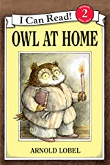 Owl at Home (I Can Read Level 2) Kindle Edition