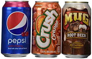 Pepsi Variety Pack, 32 Count