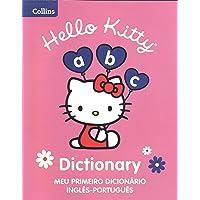 Hello Kitty Dictionary: Meu primeiro dicionário inglês-português