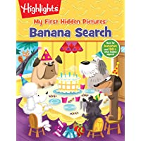 Banana Search (Highlights™ My First Hidden Pictures®)