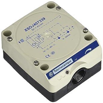 Telemecanique psn - det 32 08 - Detector proximidad inductivo