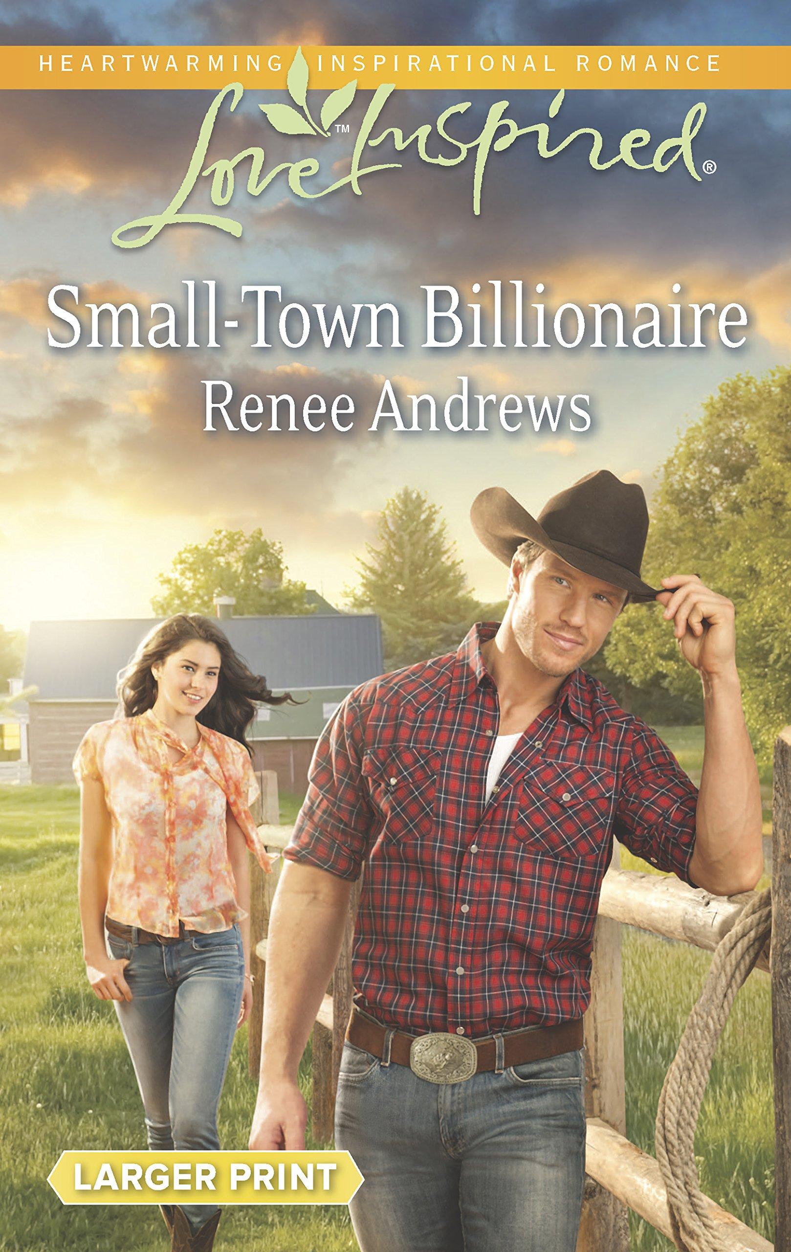 Small-Town Billionaire (Love Inspired) PDF