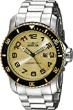 Invicta Men's 15074 Pro Diver Analog Display Japanese Quartz Silver Watch