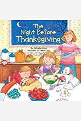 The Night Before Thanksgiving Kindle Edition