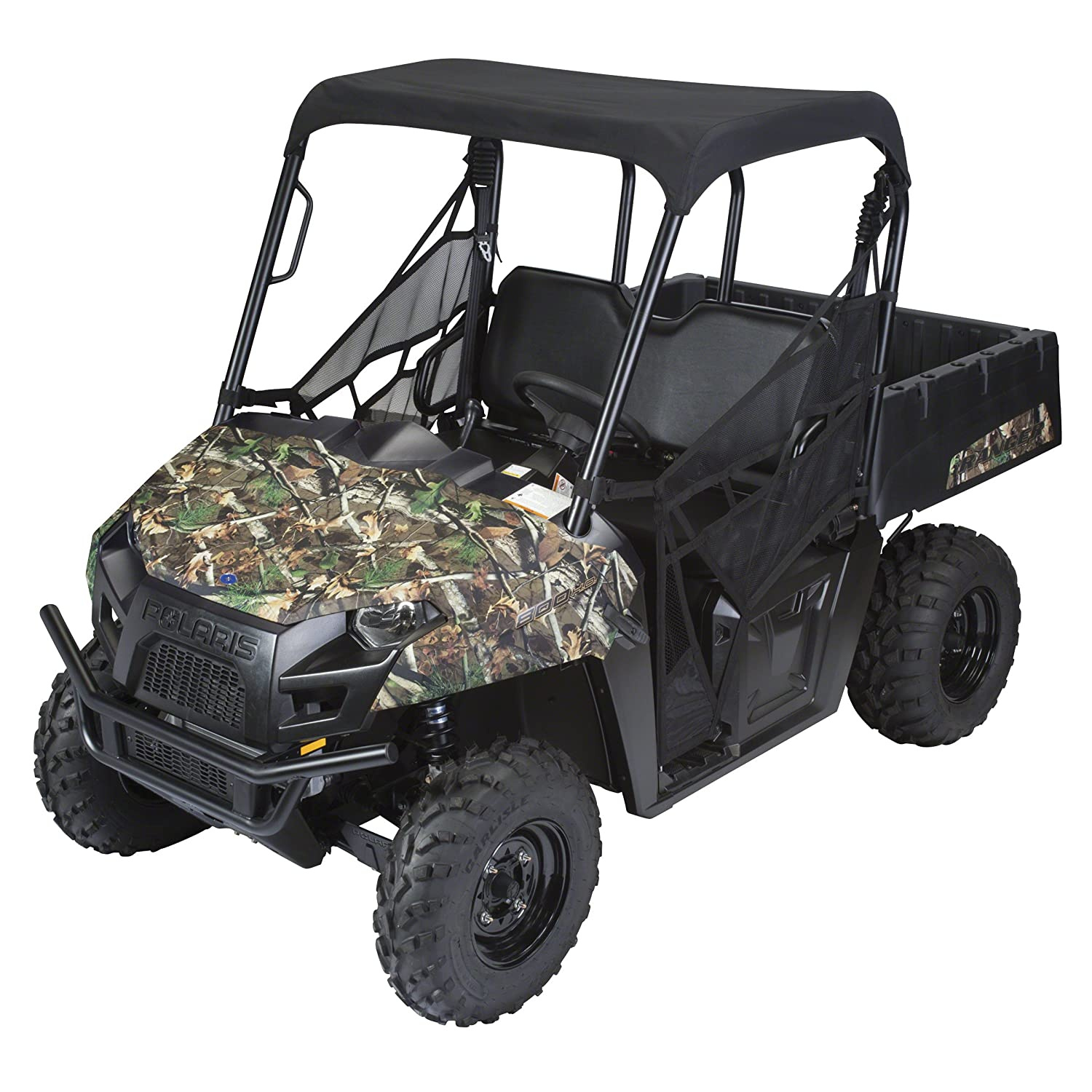 Classic Accessories 18-086-010401-00 Black QuadGear UTV Roll Cage Top