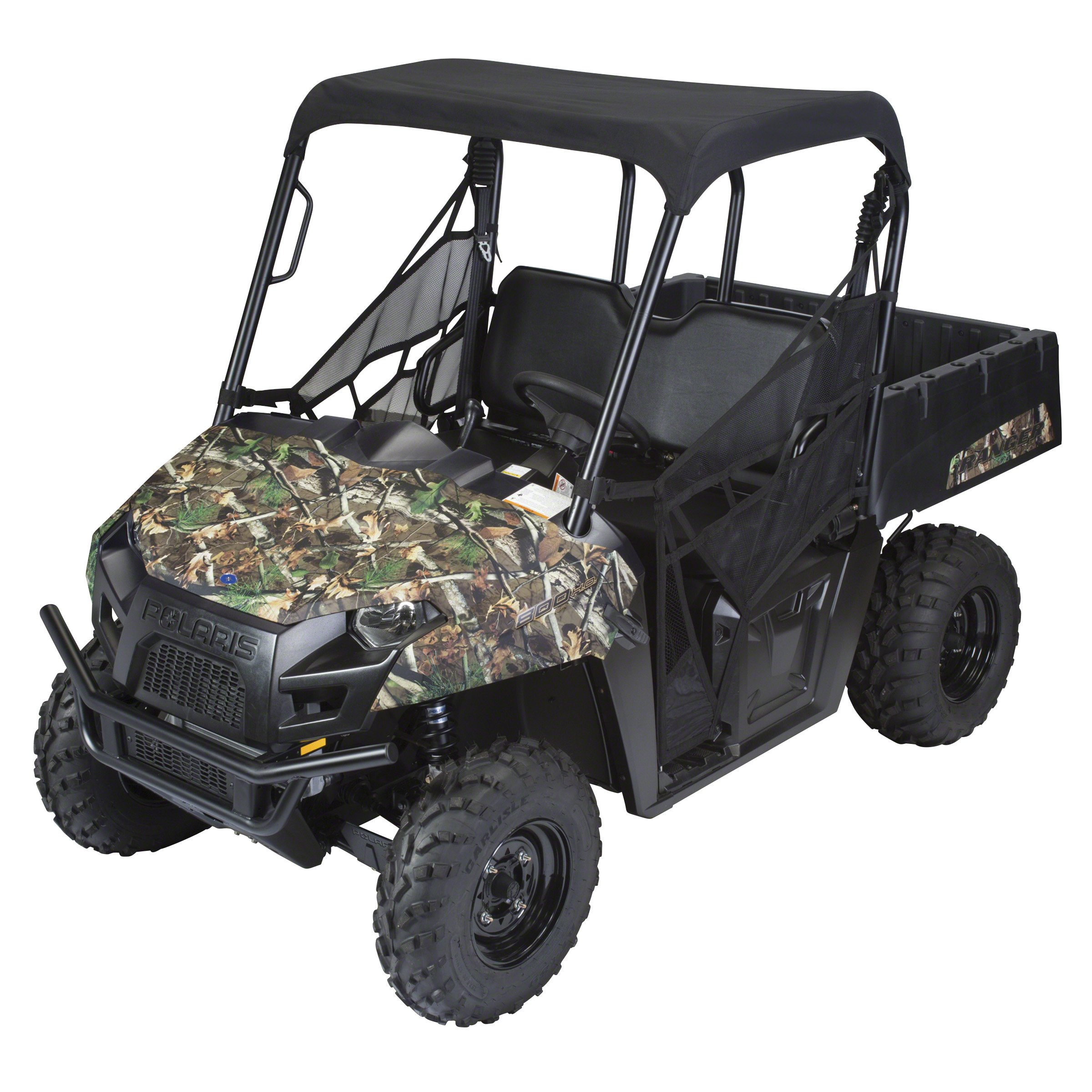 Classic Accessories 18-084-010401-00 Black QuadGear UTV Roll Cage Top by Classic Accessories